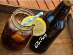 Cola Sirup selbstgemacht {www.dasweissevomei.com}