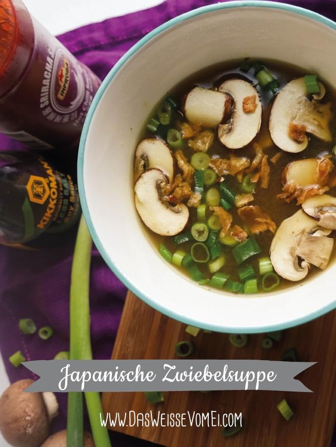 Japanische-Zwiebelsuppe Benihana {www.dasweissevomei.com}