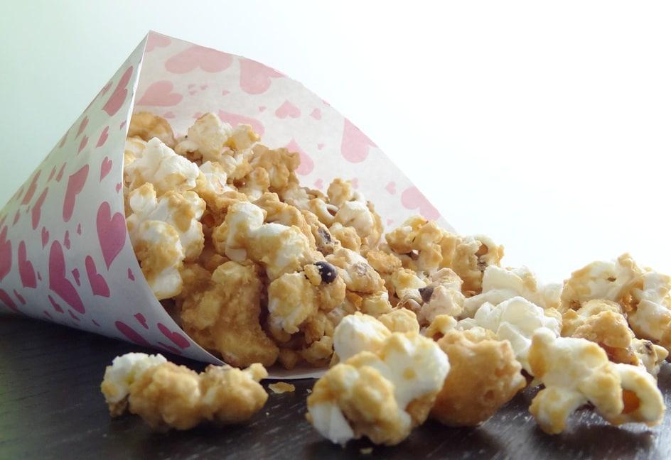 Karamell Popcorn {www.dasweissevomei.com}