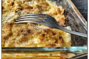 Mac 'n' Cheese - Maccaroni mit Käse {www.dasweissevomei.com}