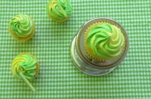 Mountain Dew Cupcakes {www.dasweissevomei.com}
