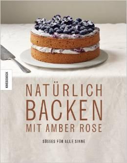 Natürlich Backen mit Amber Rose {www.dasweissevomei.com}