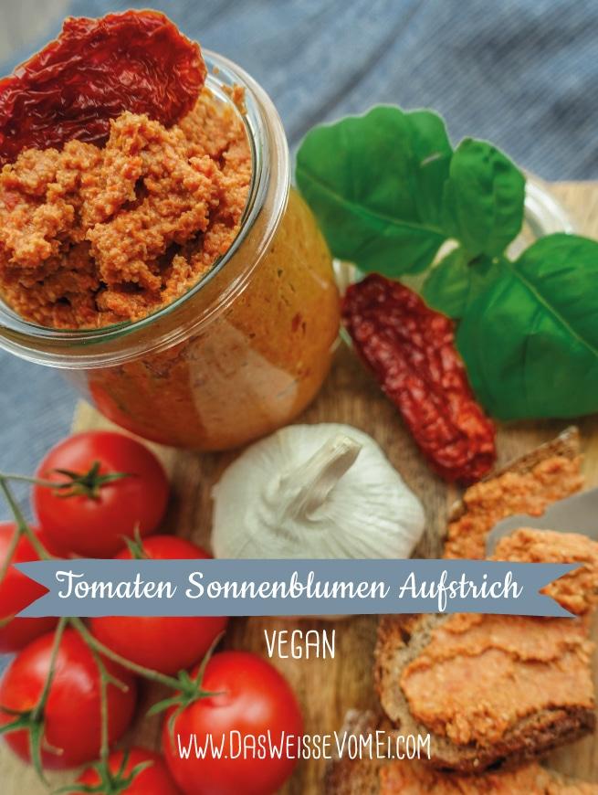 Tomaten-Sonnenblumenaufstrich {www.dasweissevomei.com}