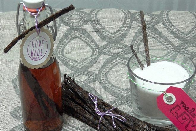 Vanille Extrakt selbstgemacht {www.dasweissevomei.com}