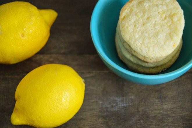 Weltbeste Lemon Cookies {www.dasweissevomei.com}